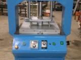 厂家供应服装加工设备大气动布料压花机(热压面积300*400MM
