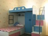 广州韩森派全屋定制简约现代多功能儿童母子床高低床上下床
