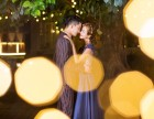 中牟最好婚纱摄影韩式婚纱照打造清新自然新娘造型