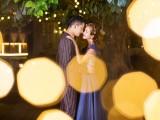 中牟好婚纱摄影韩式婚纱照打造清新自然新娘造型