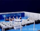 专业制作吴忠区域沙盘模型城市规划模型工业模型