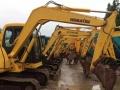 小松60、70;斗山60;现代60、150二手挖掘机低价出售