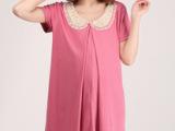 2014韩版时尚新款 孕妇装 孕妇哺乳裙 孕妇娃娃领哺乳裙 12