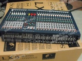 Soundcraft声艺LX9-16舞台演出音响工程专业调音台
