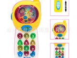 早教电话机 全英文、3种学习模式 仿真电话外形 儿童早教玩具