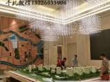 江西赣州购物广场天井中厅装饰吊灯售楼部沙盘吊灯
