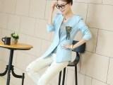 小西服女装新款女式小西装 秋季韩版品牌修身小西装女 韩国外套