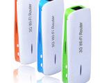 带电池无线路由器 平板电脑路由器 最小3G无线路由器 厂家直销