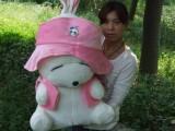 正版大号流氓兔公仔 毛绒玩具 情侣娃娃 兔子公仔  女生礼物
