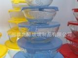 供应玻璃赠品碗 小家电赠品碗五件套 微波