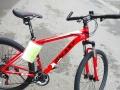 处理一批特价山地自行车。原价都是850以上,现在只要450元