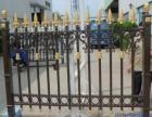 天津安装彩钢房,铁艺大门与钢结构,价格优惠