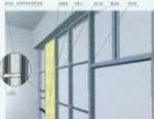 金山厂房装修、办公楼装饰、石膏板隔墙、轻钢龙骨吊顶