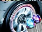 汽车轮毂灯 合金双感风火轮 轮胎灯 装饰灯智能七彩气门嘴灯