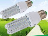 LED节能灯 U型玉米灯 超高亮U型灯 螺旋3U4U照明灯 厂家