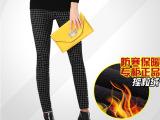 韩版2014新款修身小脚裤铅笔裤女式裤子加绒加厚大码女裤长休闲裤
