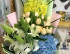 惠阳淡水新墟镇隆鲜花生日送花表白鲜花开业花篮