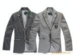 超棒板型ZAKA品牌个性西装 全棉男士休闲外套 英伦风格男装春装