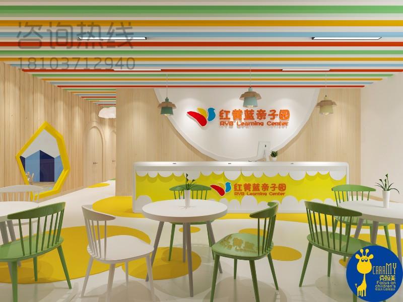 郑州早教中心装修设计河南早教中心装修设计机构