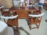 全新茶台茶桌950一套一桌5椅