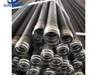 声测管 Q235 郑州厂家直销 钳压式 供货周期短 渠成钢管
