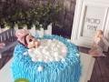 哈尔滨蛋糕网新款弾钱红包蛋糕上市二环内免运费