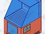 威德尔打磨除尘工作台焊接作业烟尘粉尘处理专用工业集尘台