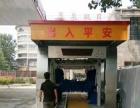 德加福洗车机安装案例 中国十大洗车机品牌
