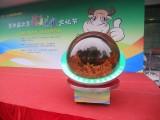長沙開業慶典啟動儀式用品啟動球觸摸球激光球水晶球出租租賃