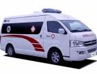 银川救护车预约 120救护车租赁 银川120救护车出租