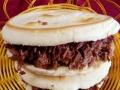 陕西凉皮 老潼关肉夹馍 陕西面食 羊肉泡馍特色小吃技术
