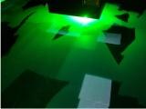激光内雕玻璃发光玻璃