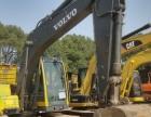 2014年的 中型沃尔沃140B挖机出售