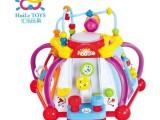 正版汇乐玩具 快乐小天地 益智玩具 多功能组合游戏 806