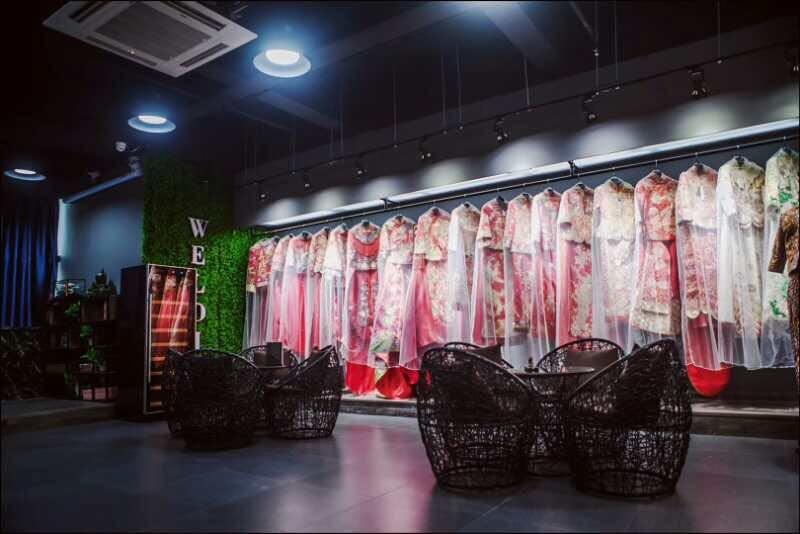 WELDI薇蒂婚纱礼服租赁跟拍旅拍