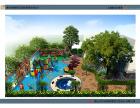 度假酒店景观设计,阳江温泉农庄