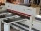 出售覆膜机丶雕刻机丶砂光机丶电子开料锯等木工机械
