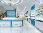 开源精工眼镜店装修设计及展柜生产订制专家