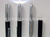 深圳工厂生产LED灯电容笔,圆珠手写触控笔,工厂直销!