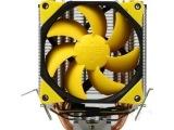 超频三彩蝶S97多平台CPU散热器智能温控AMD超静音风扇CPU