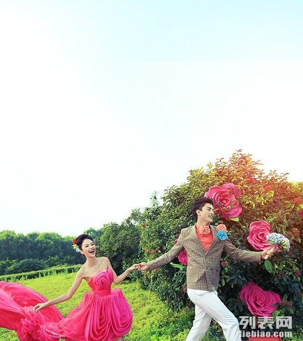 武冈、新宁、洞口、城步、隆回、绥宁施华洛婚纱摄影