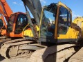 南充直销,二手挖机沃尔沃210B原装进口土方无锤史一手车