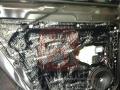 西安上尚大众迈腾门板隔音改装 西安专业汽车音响改装