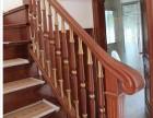 别墅楼梯异型实木小立柱 上海实木贴金箔楼梯款式 厂家定制