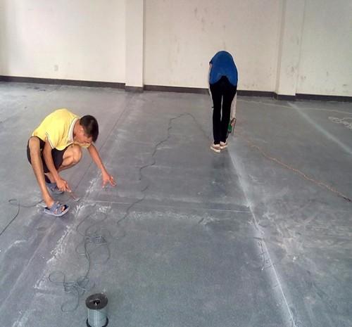 阿姆斯壮青岛商业耐污塑胶地板