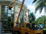 路灯维修车出租,园林树枝修剪车,外墙刷漆补漏