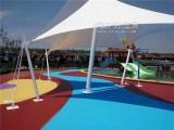 新鄉市坤杰彩色路面噴涂是啥顏色都可以做的