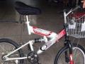 儿童山地车 自行车 带减震器