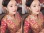 新娘跟妆,商业拍摄