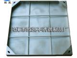优质雨水井盖 下沉式隐形井盖 不锈钢沟盖板 不锈钢窨井盖